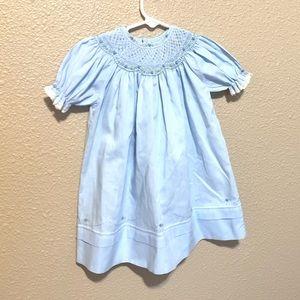 Feltman Bros smocked dress